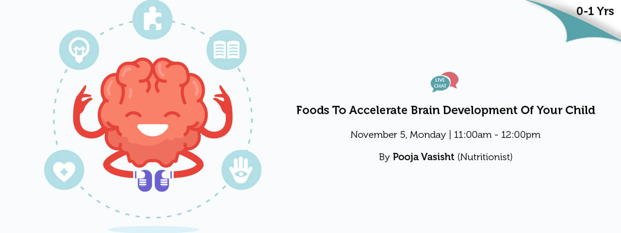 Foods To Accelerate Brain Development Of Your Child
