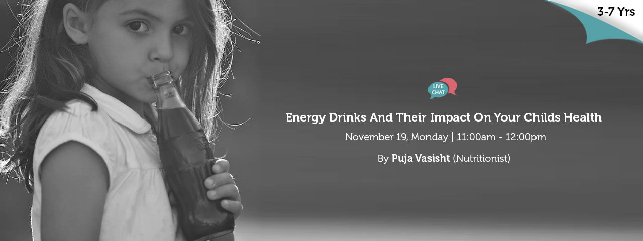 Energy Drinks And Their Impact On Your Childs Health