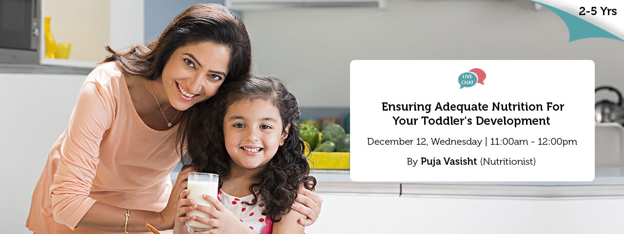 Ensuring Adequate Nutrition For Your Toddlers Development