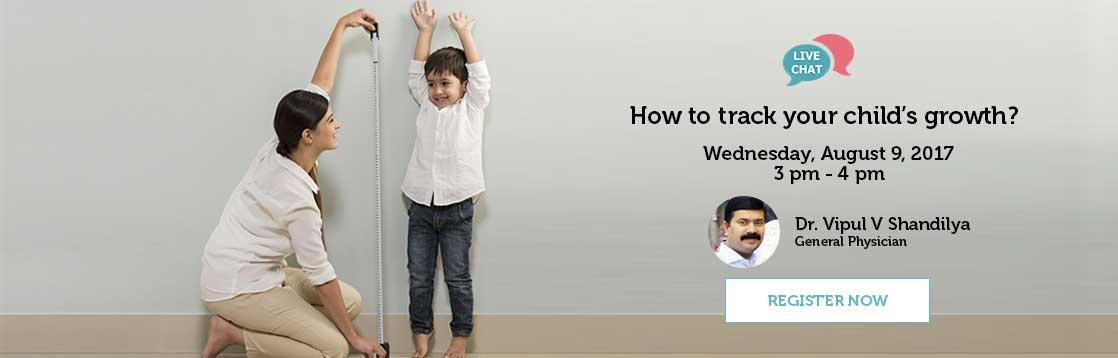 How to track your childs growth Find out from an Expert