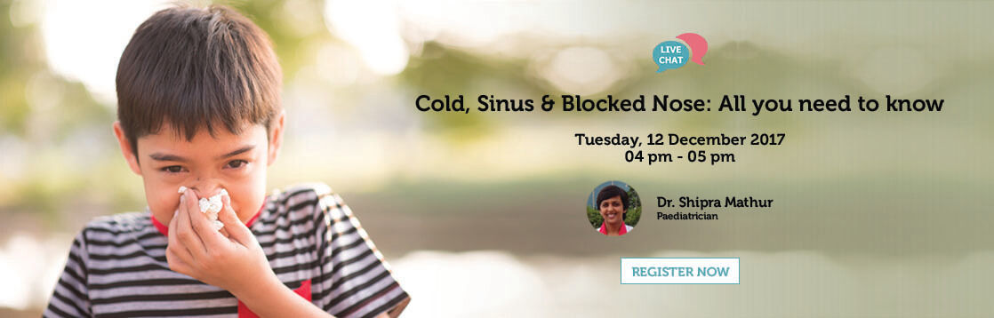 Cold Sinus Blocked Nose All you need to know