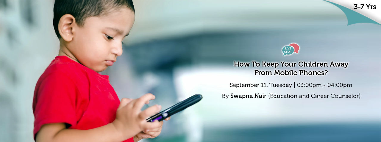 How To Keep Your Children Away From Mobile Phones