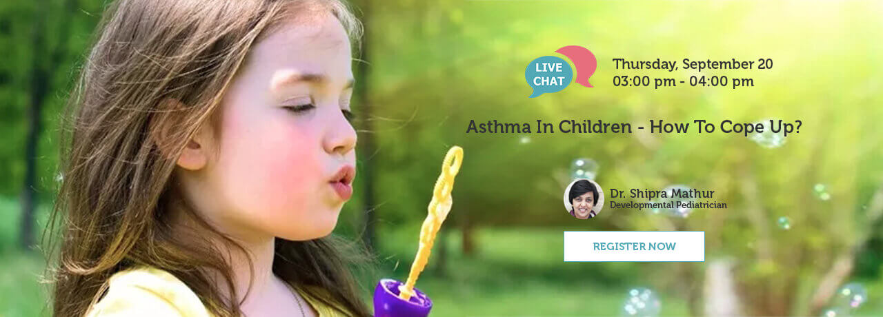 Asthma in children How to cope up