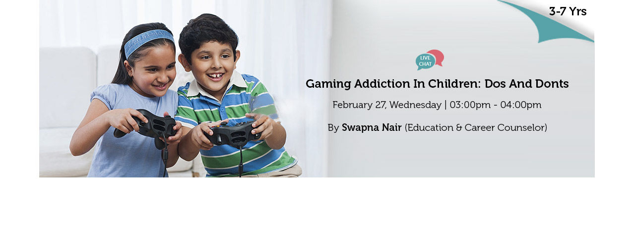 Gaming Addiction In Children Dos And Donts