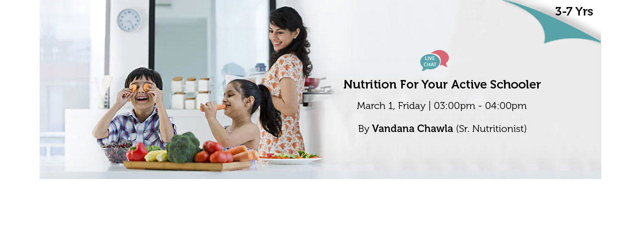 Nutrition For Your Active Schooler