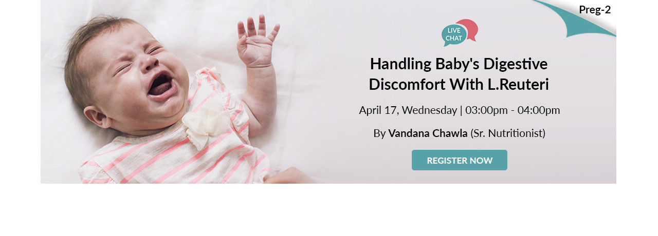 Handling Babys Digestive Discomfort With LReuteri