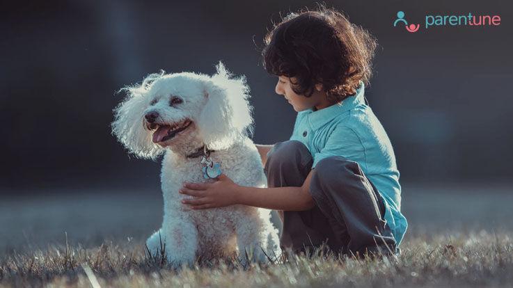 अपने बच्चे के जीवन में कैसे करें पालतू जानवर पेट्स को शामिल