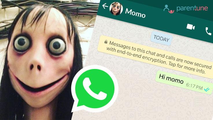 Momo Whatsapp Challenge से बच्चों की सुरक्षा को लेकर स्कूलों को CBSE की एडवाइजरी जारी