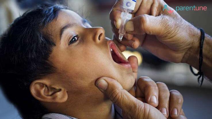 पल्स पोलियो ड्रॉप्स डे 2019 मत भूले अपने बच्चे को पोलियो ड्राप पिलाना