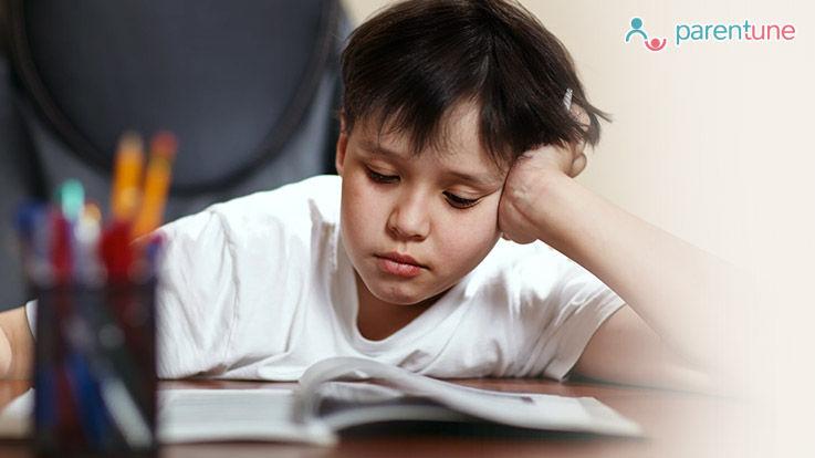 बच्चों में Learning Disability के कारण लक्षण और उपचार