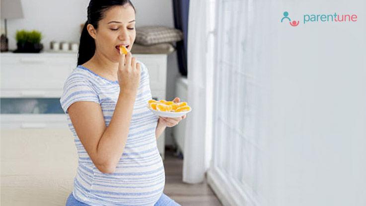 जानें विटामिन C से जुड़े कुछ फायदे आपकी गर्भावस्था के लिए