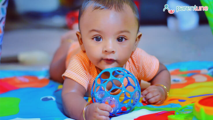 6 खिलौने 0 12 माह तक के बच्चे के दिमागी विकास को बढ़ावा देने के लिए