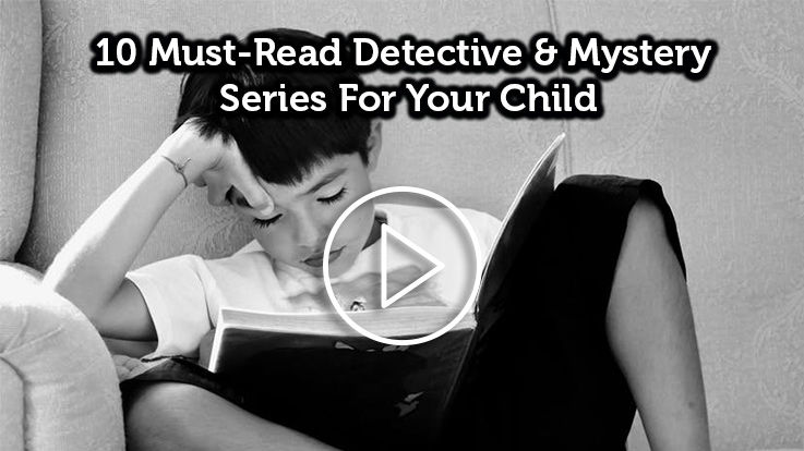 10 Must Read Detective Mystery Series For Your Child
