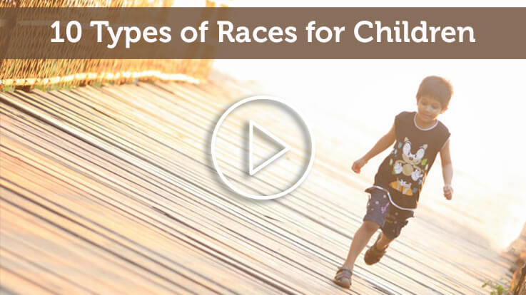 10 Types of races for children