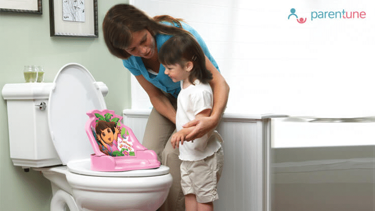 how to potty train a 2 year old boy