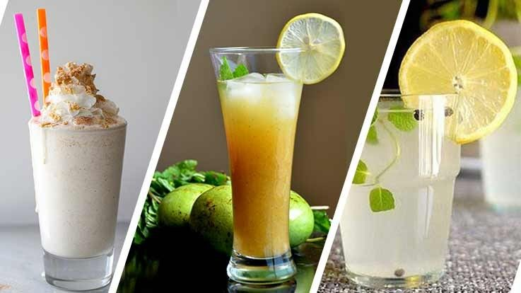 Summer drinks to keep you hydrated this season