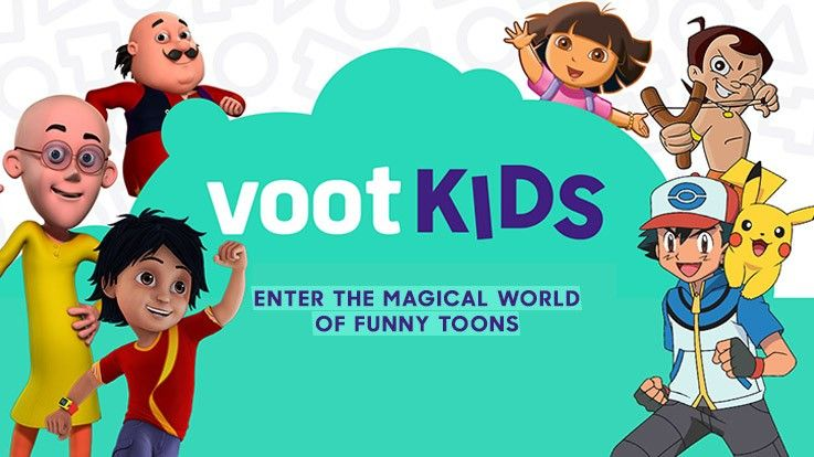 5 Reasons for children to turn goodie goodie with Voot Kids