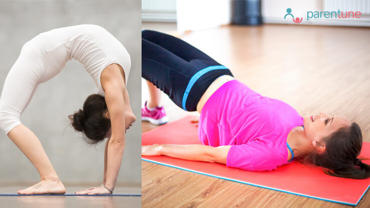 12 Easy Exercises That Help To Reduce Tummy After Delivery
