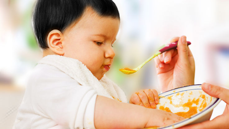 How to Make Your Child or Toddler Eat Well