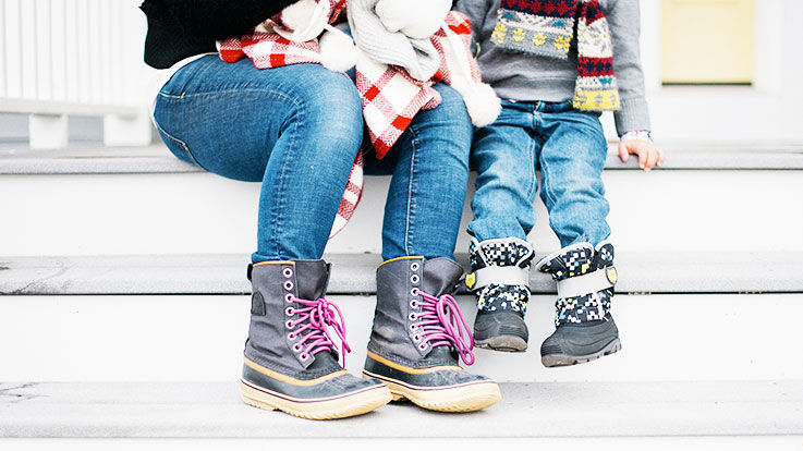 Experts guide to right winter clothing for your toddler