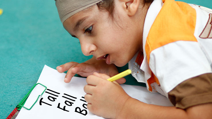 Reading Strategies to develop sound awareness in your child