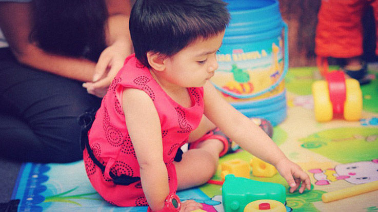 5 Tips to make your home toddler friendly