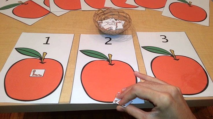 How to teach counting to toddlers