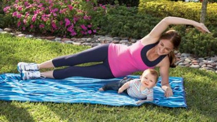 4 Physical Exercises and Importance for A New Mom