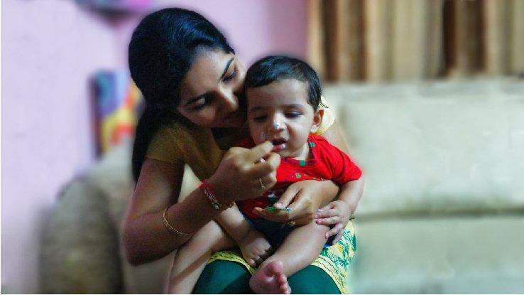 Tips to make your toddler eat healthy