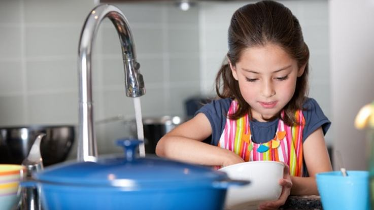 Get Your Child Up About 8 Household Chores You Can Do Together