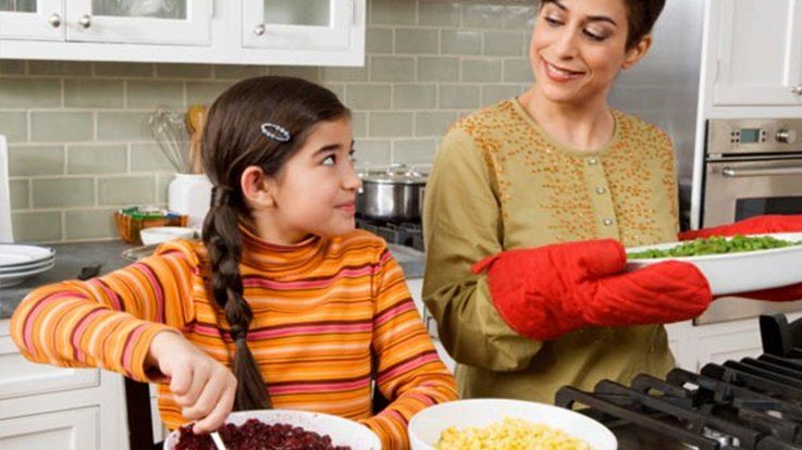 Kitchen lab Things your child can learn from the kitchen