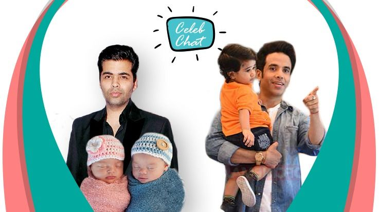 Single fathers in news Cheers to Karan Tusshar