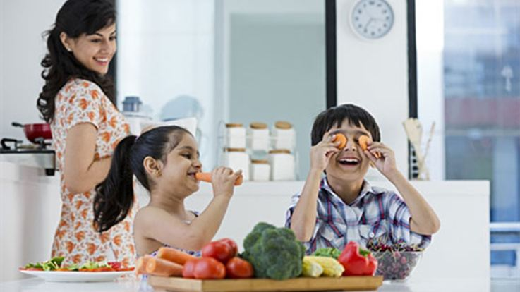 10 Superfoods Build your childs immunity through right diet