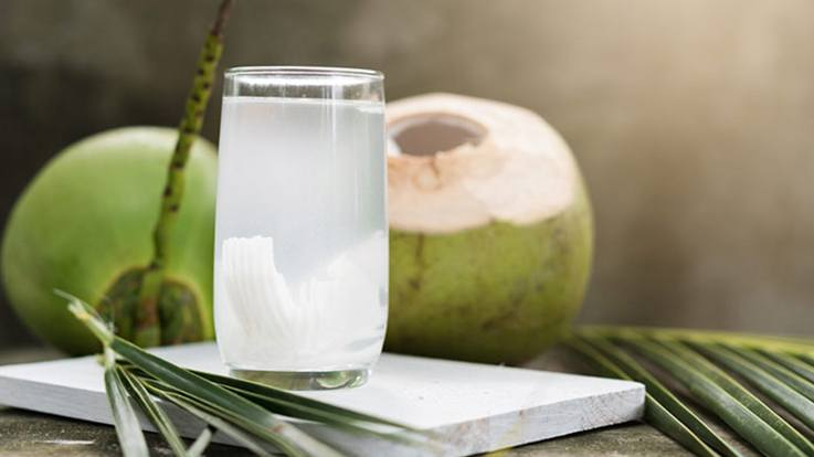 Is Coconut Water Good for Your Baby Quantity Benefits Best Time to Give this
