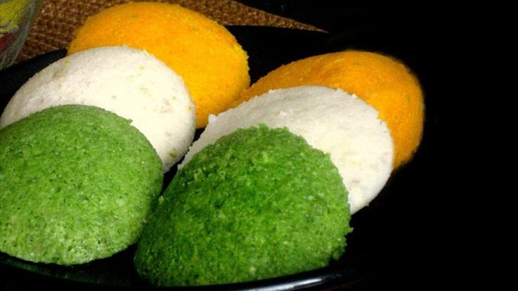 Tricolour recipes for this Independence Day
