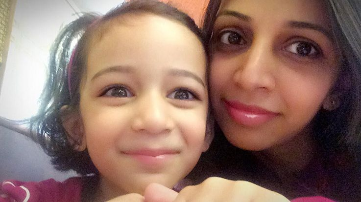 Richa is a super patient mom Find out how