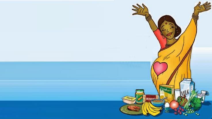 गर्भवती महिला के लिए आहार संबंधी आवश्यक सूचनाएं