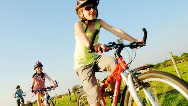 साइकिल चलाने का आनंद और इसके फायदे
