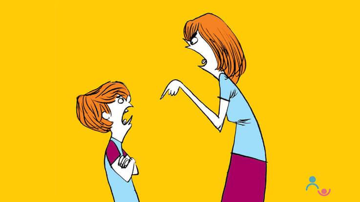 क्या आप बच्चों पे गुस्सा करती है जानिये इसके दुष्प्रभाव