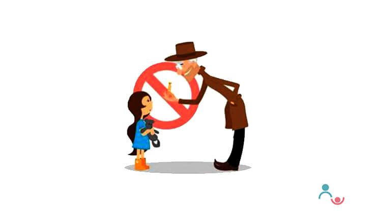 Make your child Safety Smart Tips on personal safety