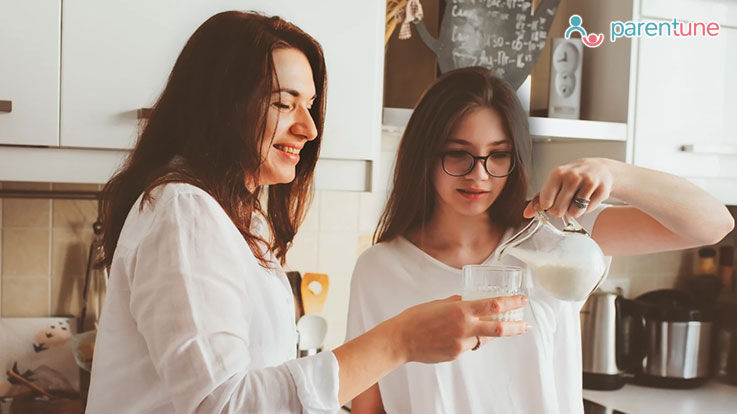 3 Ways to Coping Better With A Teen Daughter