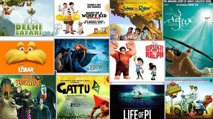 Best 2012 movies for your child Parentunes pick