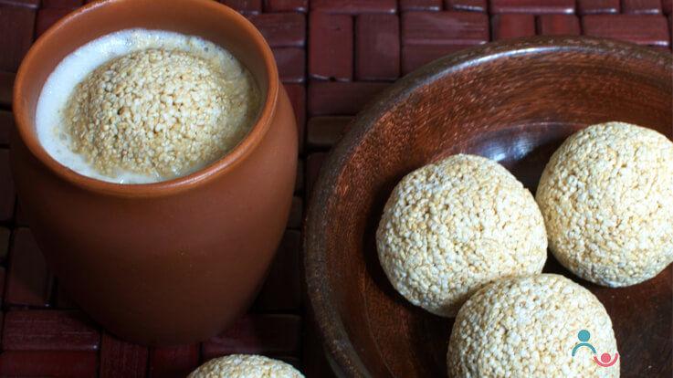 Grain Laddus