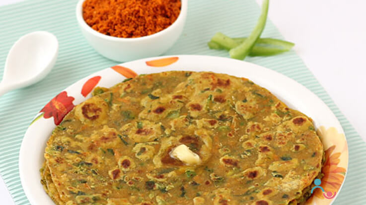How to Make Healthy Paranthas