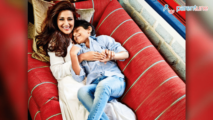 4 Learnings From Sonali Bendre & Her Son Ranveer ...