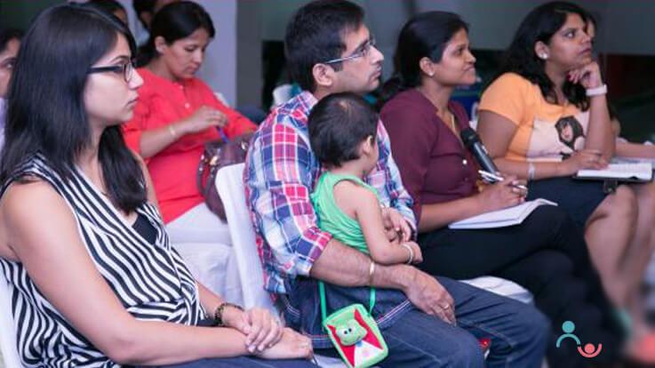 Workshop on Behaviour Attitude Parents Day 2014