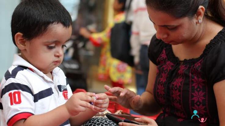 6 Simple fun activities to teach a preschooler Part 1