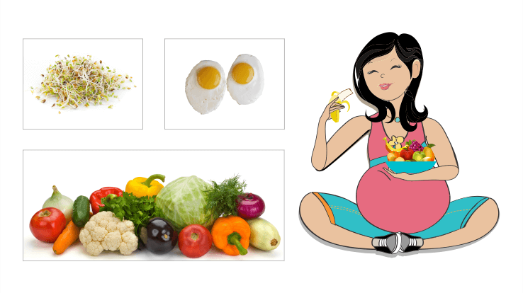 9 Essentials of a Perfect Pregnancy Diet