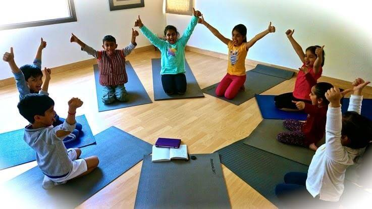 6 Must Do Yoga Asanas for Your Children