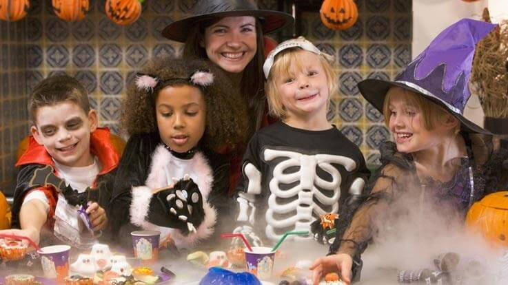 Top 10 Halloween attires for Children